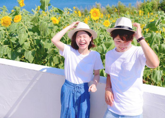 鳥取で家族の写真やポートレートを撮影してます5