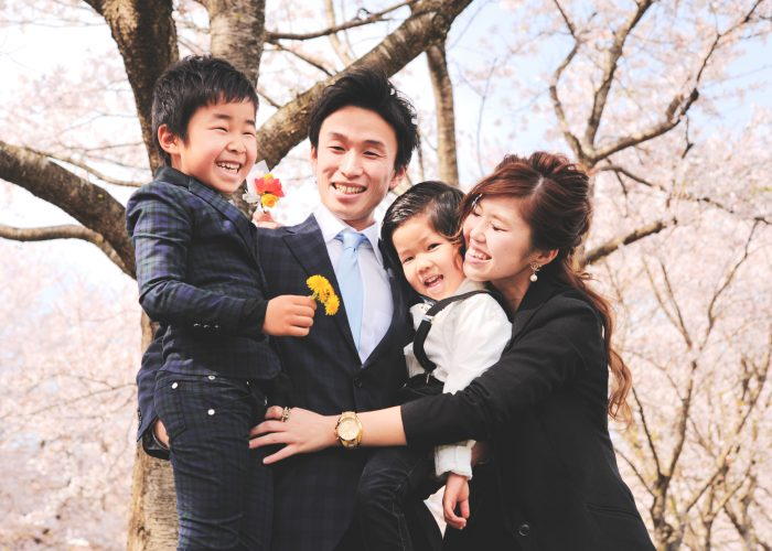 鳥取で家族の写真やポートレートを撮影してます1