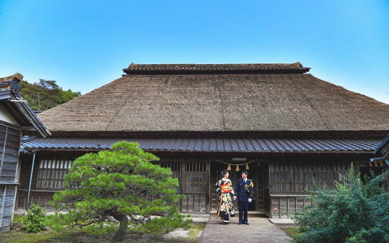 鳥取でウェディング前撮りやフォトウェディングをするならマジカルフォトワーク♪