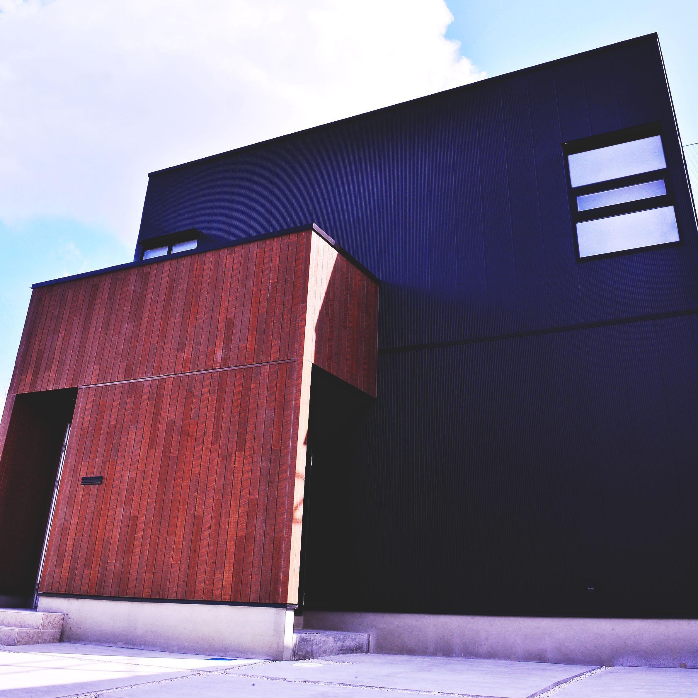鳥取で建築写真や竣工写真の撮影をするならマジカルフォトワークを紹介する写真-鳥取建築写真-1