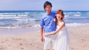 鳥取で海や鳥取砂丘でのフォトウェディングや結婚式前撮りをお考えでしたら是非マジカルフォトワークへご連絡下さい☆
